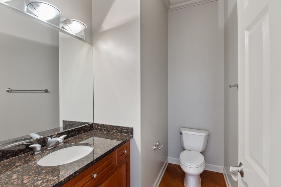 Real Estate Photography - 464 W Superior, Chicago, IL, 60654 - Bathroom