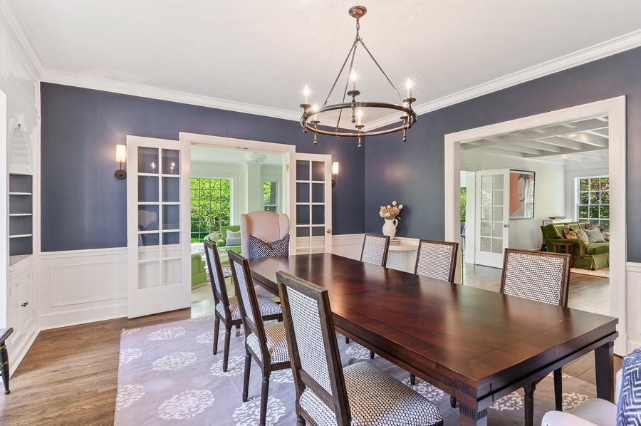 Real Estate Photography - 44 Indian Hill Rd, Winnetka, IL, 60093 -