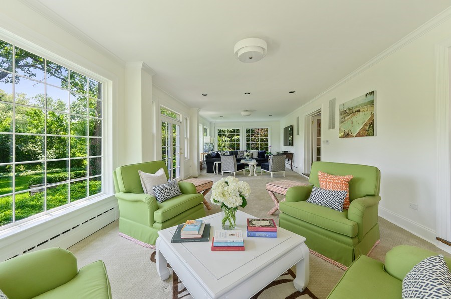 Real Estate Photography - 44 Indian Hill Rd, Winnetka, IL, 60093 - Great Room