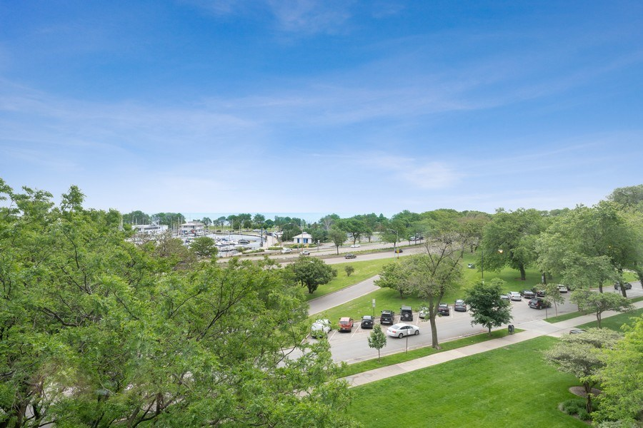 Real Estate Photography - 3180 N Lake Shore Dr, 5D, Chicago, IL, 60657 - View