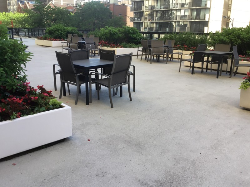 Real Estate Photography - 3180 N Lake Shore Dr, 5D, Chicago, IL, 60657 - Sundeck