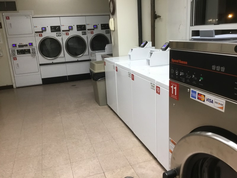 Real Estate Photography - 3180 N Lake Shore Dr, 5D, Chicago, IL, 60657 - Laundry Room
