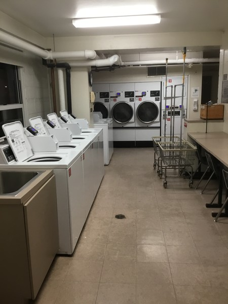 Real Estate Photography - 3180 N Lake Shore Dr, 5D, Chicago, IL, 60657 - South Laundry Room