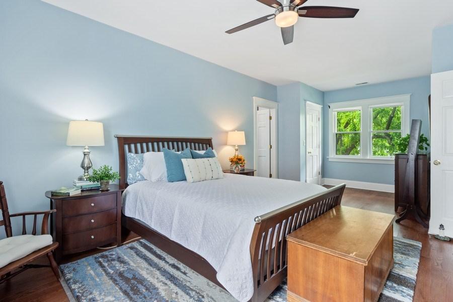 Real Estate Photography - 249 W Lake St, Barrington, IL, 60010 - Master Bedroom