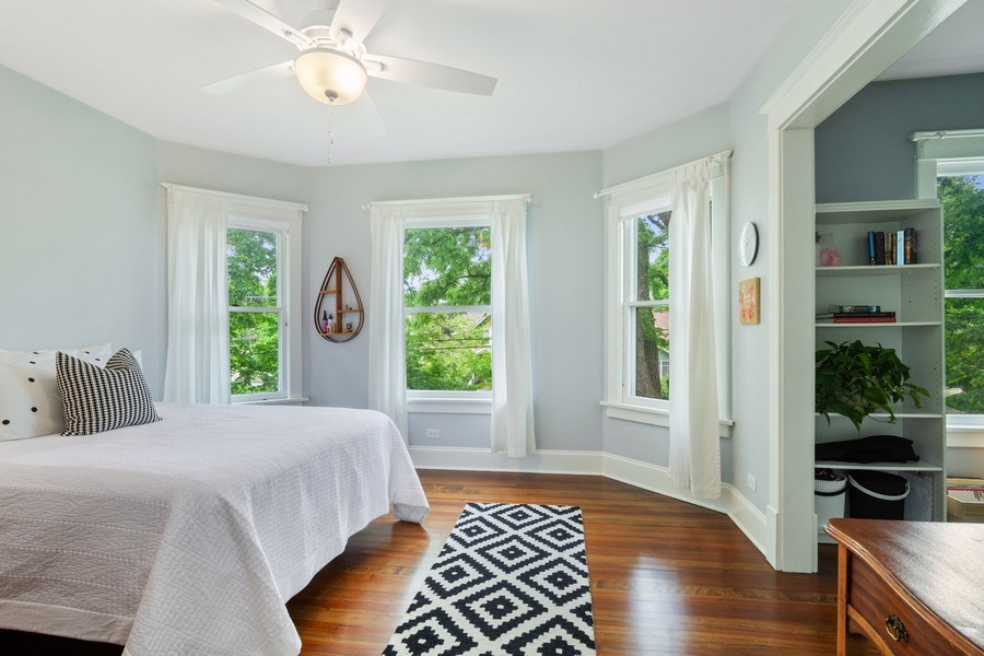 Real Estate Photography - 249 W Lake St, Barrington, IL, 60010 - 2nd Bedroom