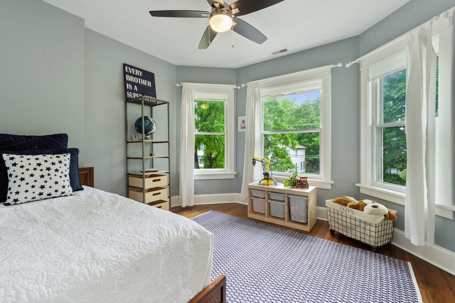 Real Estate Photography - 249 W Lake St, Barrington, IL, 60010 - 3rd Bedroom