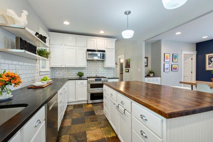 Real Estate Photography - 249 W Lake St, Barrington, IL, 60010 - Kitchen