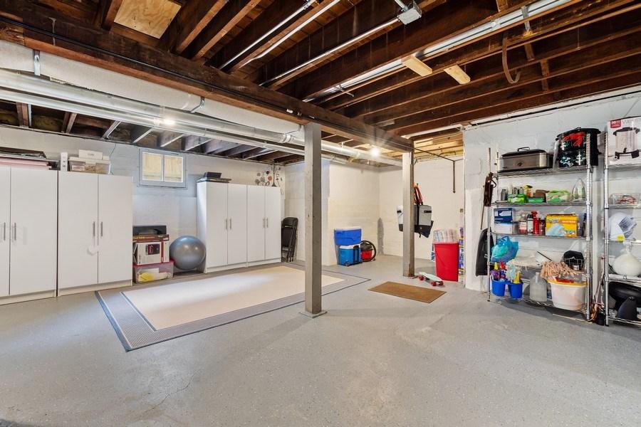 Real Estate Photography - 249 W Lake St, Barrington, IL, 60010 - Mechanical / Storage Room