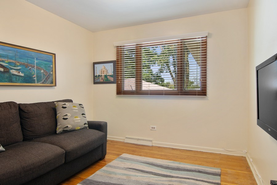Real Estate Photography - 8944 Oak Park Ave, Morton Grove, IL, 60053 - 2nd Bedroom