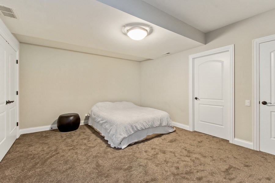 Real Estate Photography - 28317 Gray Barn Ln, Lake Barrington, IL, 60010 - Guest Bedroom