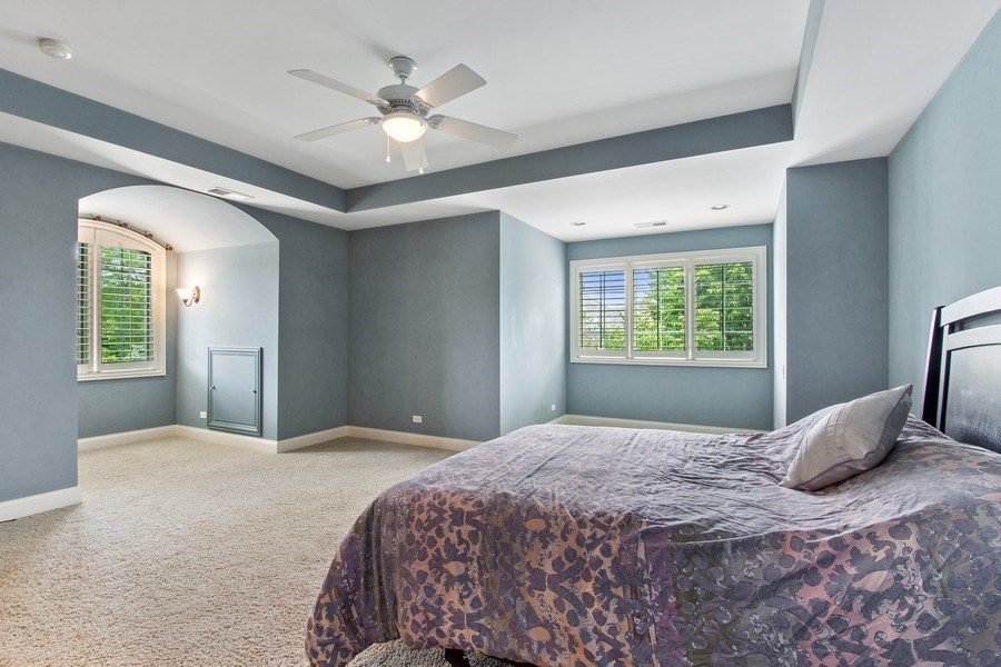 Real Estate Photography - 28317 Gray Barn Ln, Lake Barrington, IL, 60010 - 4th Bedroom