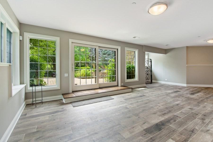 Real Estate Photography - 28317 Gray Barn Ln, Lake Barrington, IL, 60010 - Basement