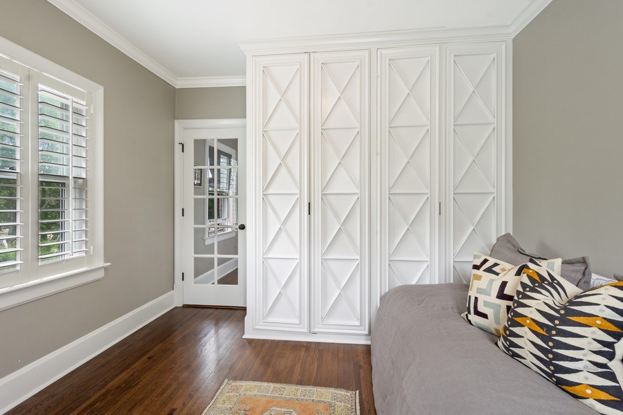 Real Estate Photography - 239 Coolidge Ave, Barrington, IL, 60010 - 3rd Bedroom