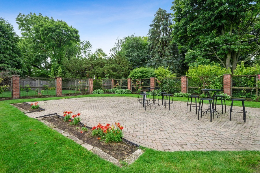 Real Estate Photography - 239 Coolidge Ave, Barrington, IL, 60010 - Back Yard