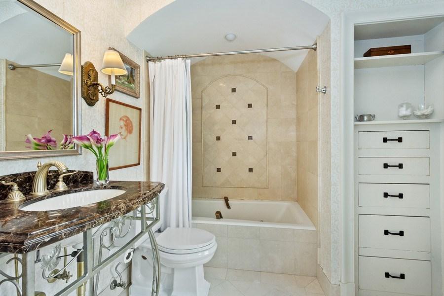 Real Estate Photography - 239 Coolidge Ave, Barrington, IL, 60010 - Bathroom