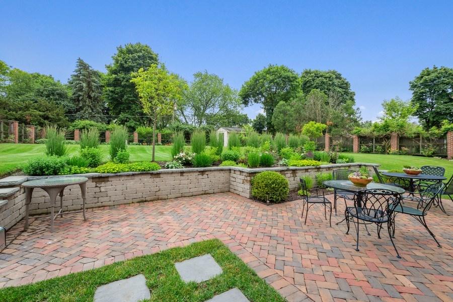 Real Estate Photography - 239 Coolidge Ave, Barrington, IL, 60010 - Patio