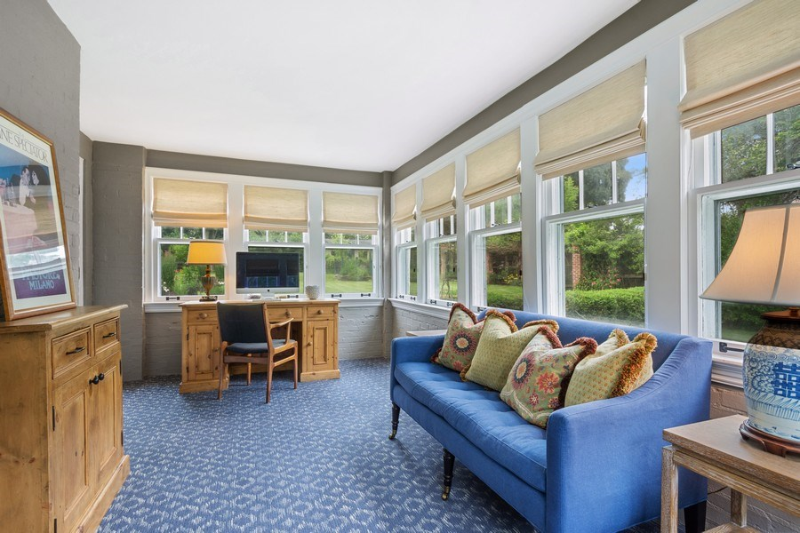 Real Estate Photography - 239 Coolidge Ave, Barrington, IL, 60010 - Sun Room