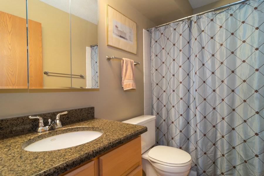 Real Estate Photography - 1840 Huntington Blvd., 409, Hoffman Estates, IL, 60169 - Bathroom