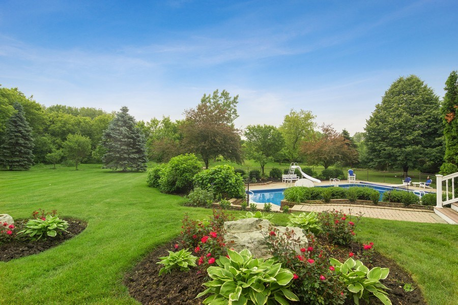 Real Estate Photography - 6231 Pine Tree Ct., Long Grove, IL, 60047 - View