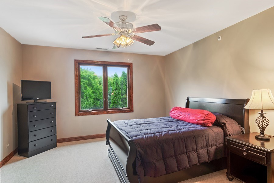 Real Estate Photography - 6231 Pine Tree Ct., Long Grove, IL, 60047 - 4th Bedroom