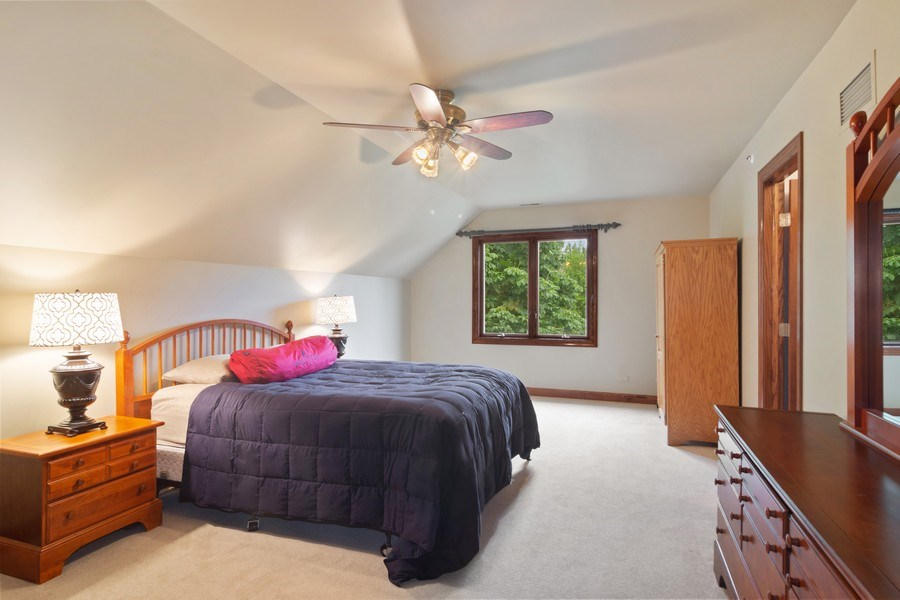 Real Estate Photography - 6231 Pine Tree Ct., Long Grove, IL, 60047 - 3rd Bedroom
