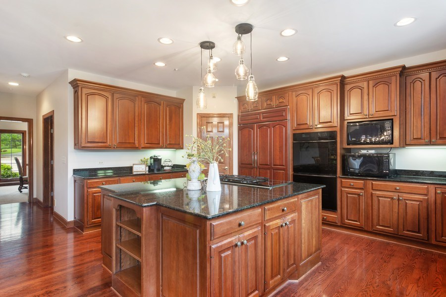 Real Estate Photography - 6231 Pine Tree Ct., Long Grove, IL, 60047 - Kitchen