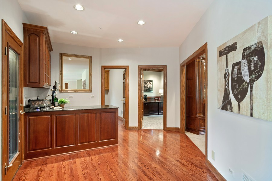 Real Estate Photography - 6231 Pine Tree Ct., Long Grove, IL, 60047 - Hallway