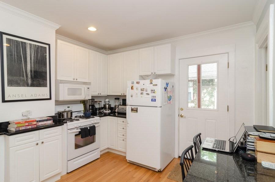 Real Estate Photography - 2022 colfax, evanston, IL, 60201 - Kitchen