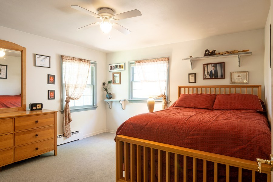 Real Estate Photography - 3314 Bellwood, Glenview, IL, 60026 - 2nd Bedroom