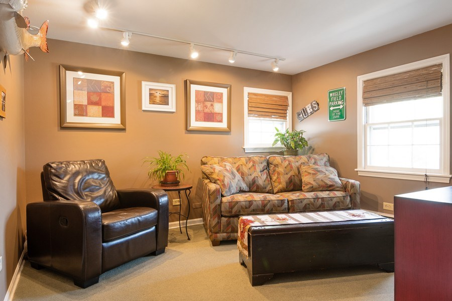 Real Estate Photography - 3314 Bellwood, Glenview, IL, 60026 - 4th Bedroom