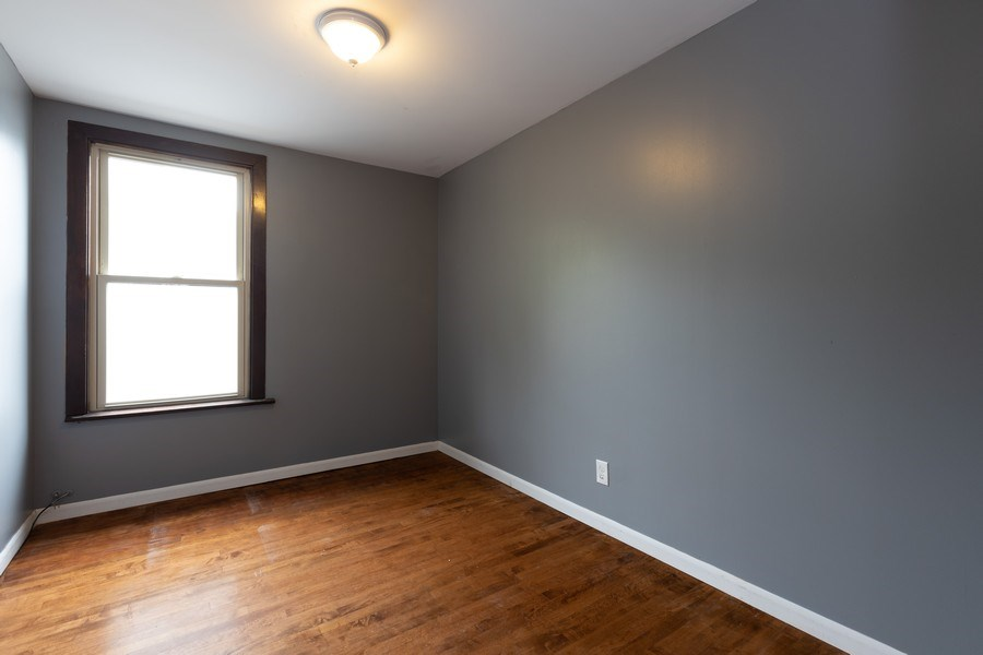 Real Estate Photography - 4027 N. Kilbourn Ave., Chicago, IL, 60641 - 2nd Bedroom