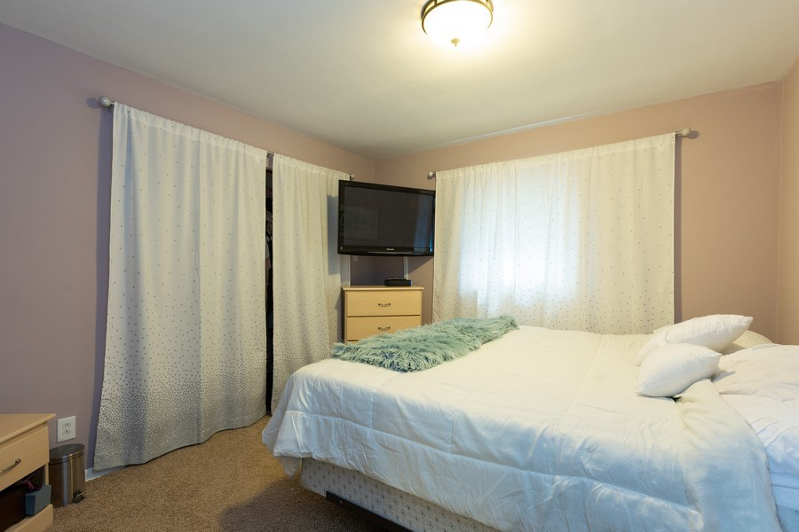 Real Estate Photography - 4027 N. Kilbourn Ave., Chicago, IL, 60641 - 4th Bedroom