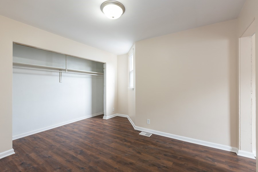 Real Estate Photography - 4027 N. Kilbourn Ave., Chicago, IL, 60641 - Bedroom