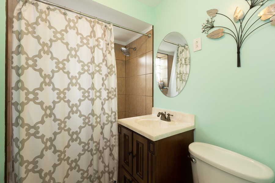 Real Estate Photography - 4027 N. Kilbourn Ave., Chicago, IL, 60641 - 2nd Bathroom
