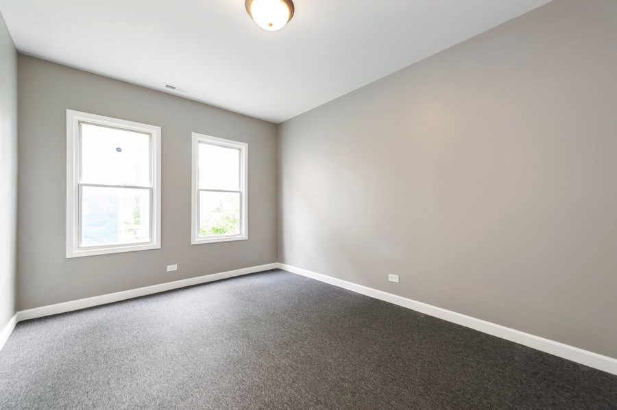 Real Estate Photography - 618 N Lotus Avenue, Chicago, IL, 60644 - Bedroom