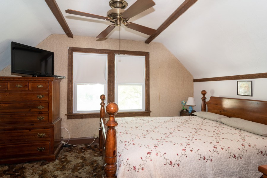 Real Estate Photography - 3933 Arthur Ave, Brookfield, IL, 60513 - Master Bedroom