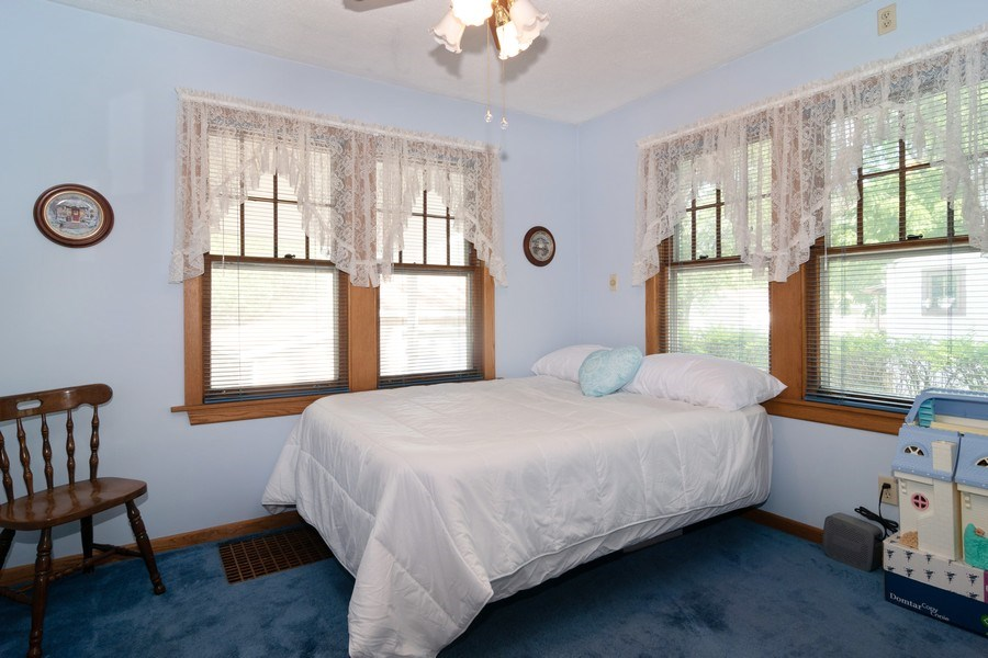 Real Estate Photography - 3933 Arthur Ave, Brookfield, IL, 60513 - 2nd Bedroom