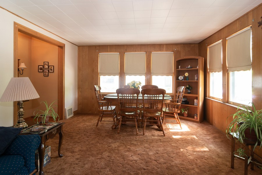 Real Estate Photography - 3933 Arthur Ave, Brookfield, IL, 60513 - Dining Room
