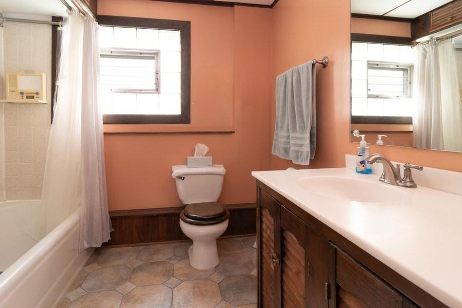 Real Estate Photography - 3933 Arthur Ave, Brookfield, IL, 60513 - Bathroom