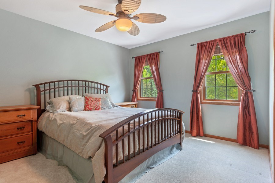 Real Estate Photography - 7005 W Lafayette PL, Mequon, WI, 53092 - Bedroom