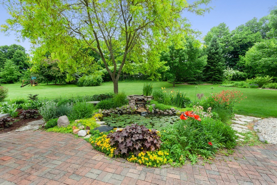 Real Estate Photography - 7005 W Lafayette PL, Mequon, WI, 53092 - Back Yard