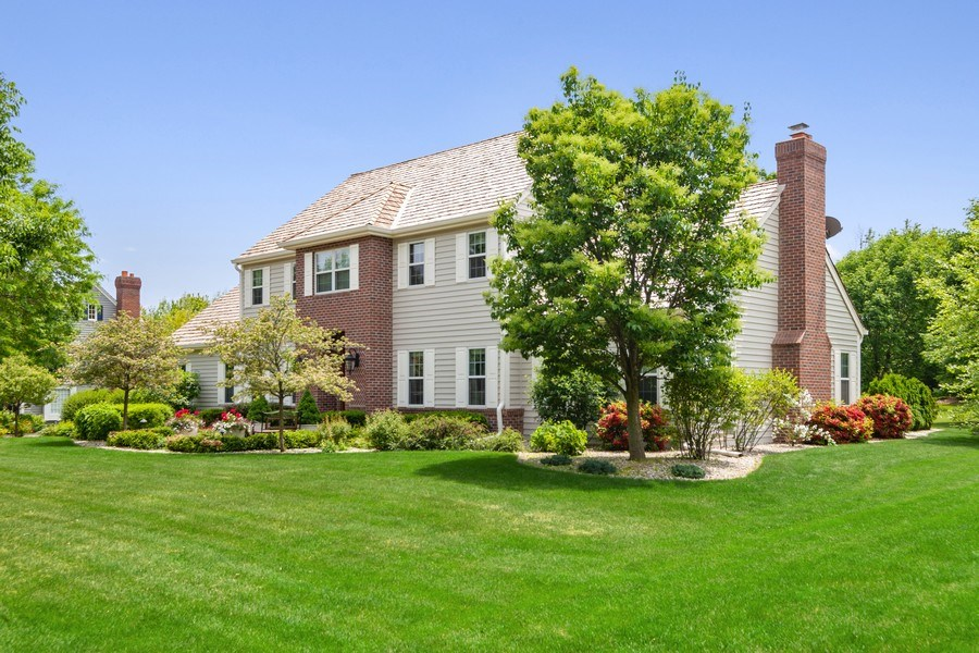 Real Estate Photography - 7005 W Lafayette PL, Mequon, WI, 53092 - Front View