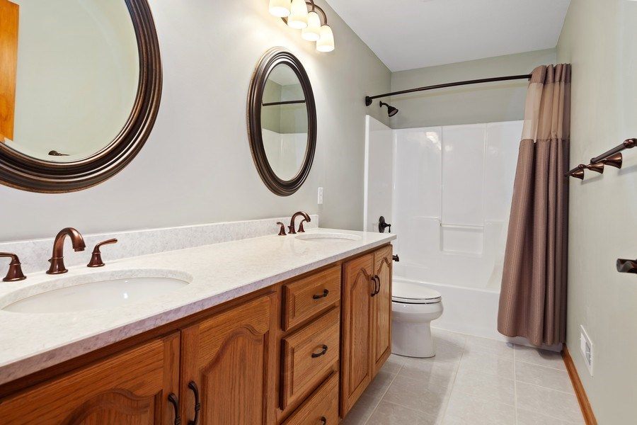 Real Estate Photography - 7005 W Lafayette PL, Mequon, WI, 53092 - Bathroom