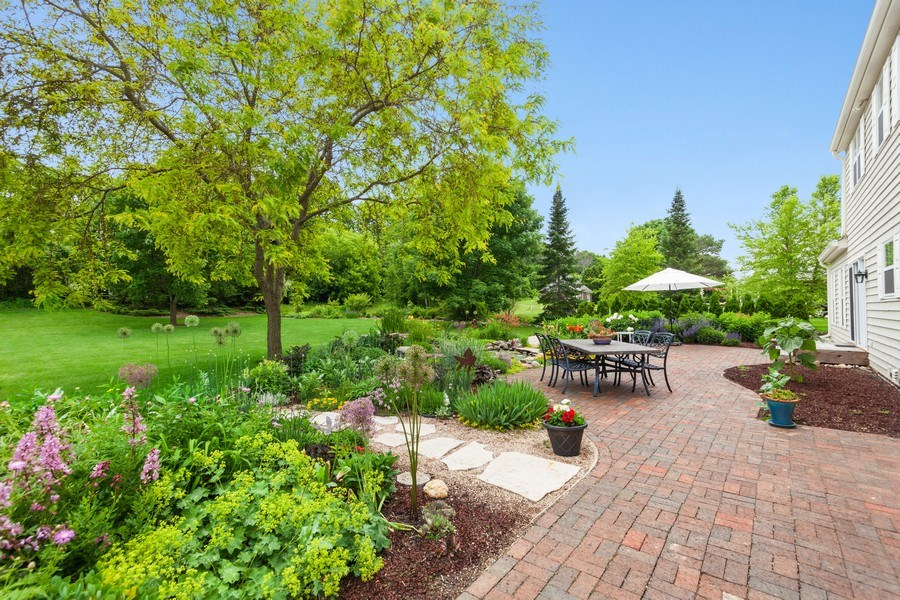 Real Estate Photography - 7005 W Lafayette PL, Mequon, WI, 53092 - Patio