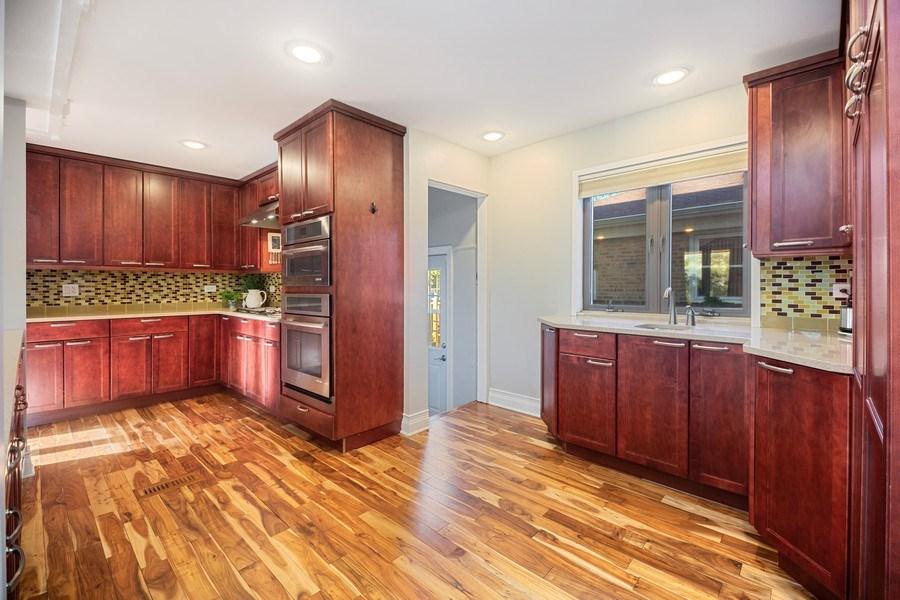 Real Estate Photography - 2055 Sherwin Ave, Des Plains, IL, 60018 - Kitchen