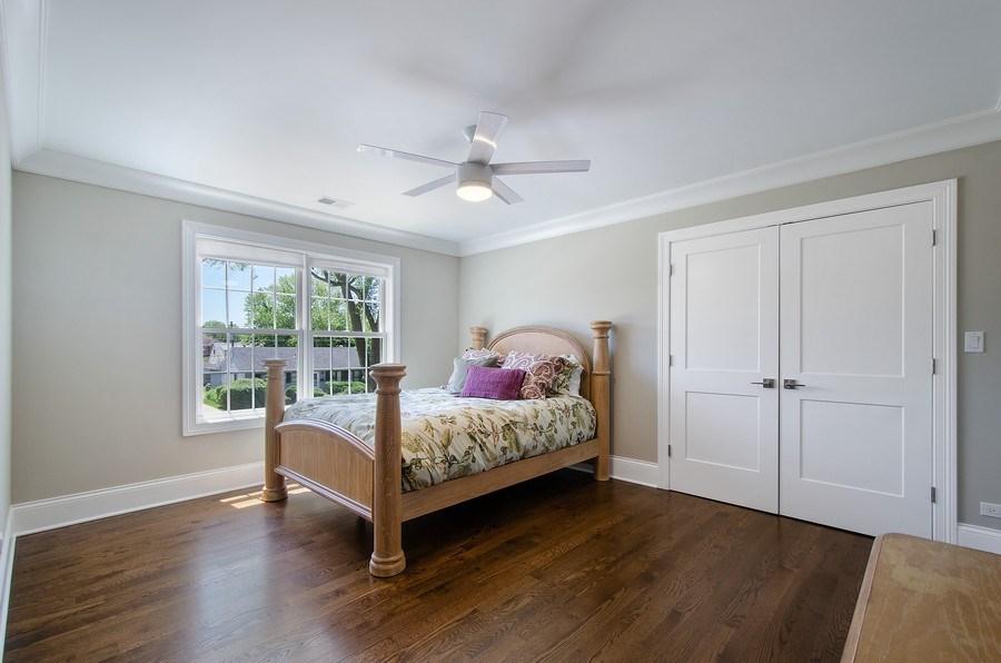 Real Estate Photography - 7052 Palma Ln, Morton Grove, IL, 60053 - 2nd Bedroom