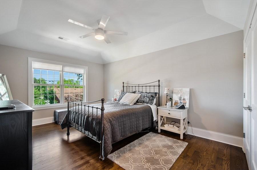 Real Estate Photography - 7052 Palma Ln, Morton Grove, IL, 60053 - 3rd Bedroom