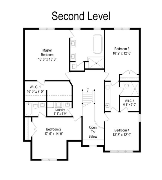 Real Estate Photography - 7052 Palma Ln, Morton Grove, IL, 60053 - Floor Plan