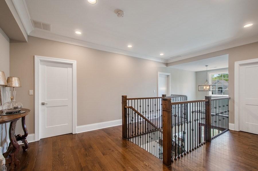 Real Estate Photography - 7052 Palma Ln, Morton Grove, IL, 60053 - Hallway