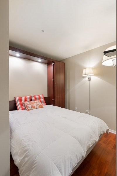 Real Estate Photography - 240 E Illinois, Unit 1804, Chicago, IL, 60611 - 3rd Bedroom